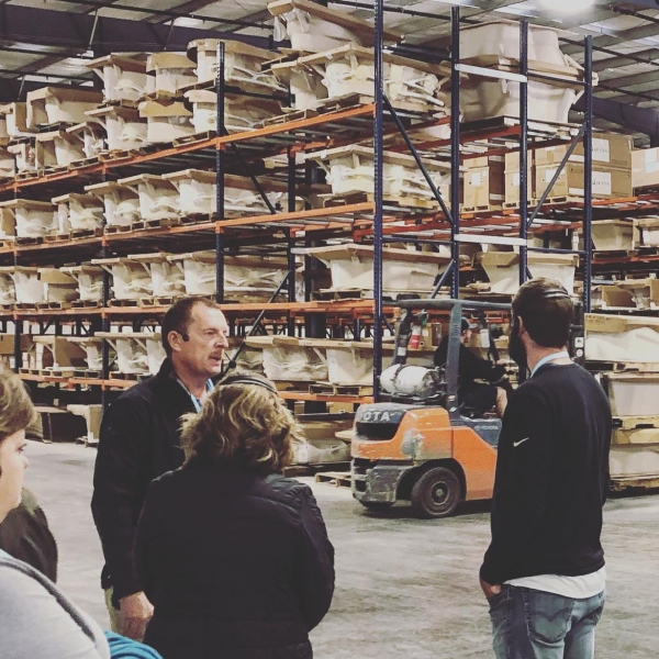 Our Warehouse is an investment in our Customers!